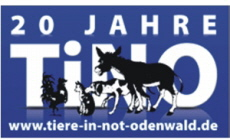 Tiere in Not - TINO im Odenwald